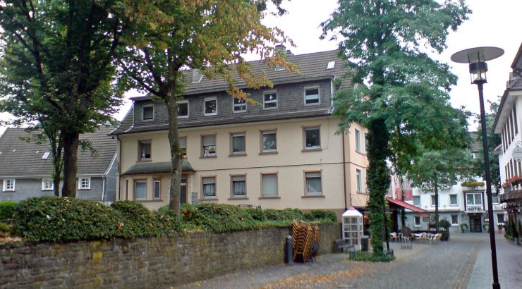 Großzügige Wohnung am Kirchplatz Attendorn