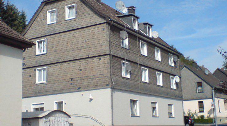 Attendorn – Grafweg – günstige Single-Wohnung