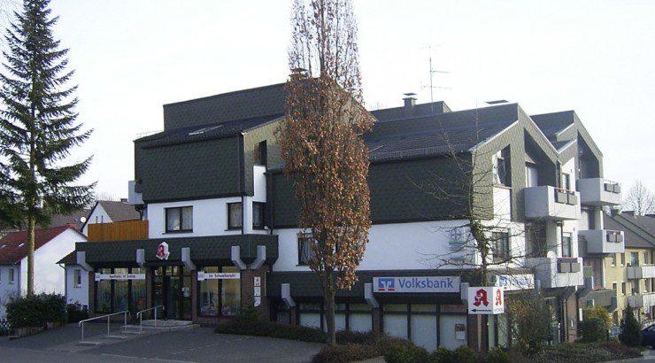Attendorn – Lübecker Str. – Wohnung zu vermieten