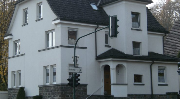 DG-Wohnung – Attendorn Nähe Zentrum / Krankenhaus