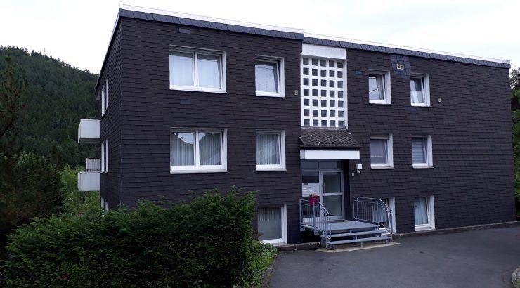 Lennestadt-Altenhundem – 4-Zimmer-Wohnung