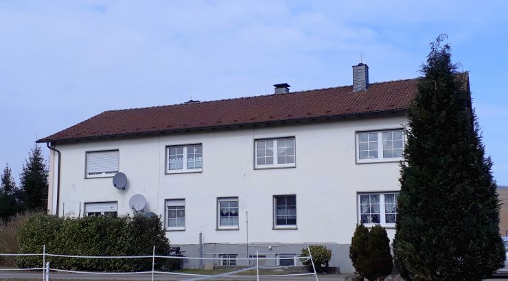 Große Wohnung im Eckenbachtal – Ruhige Lage